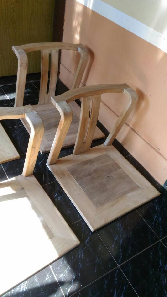 Jual KURSI JATI LESEHAN KURSI MINIMALIS KURSI MAKAN Indo Wood