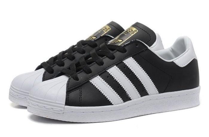 Jual ADIDAS SUPERSTAR 80S BLACK   WHITE ORIGINAL Shoes Sepatu ... 12a9fce2d0
