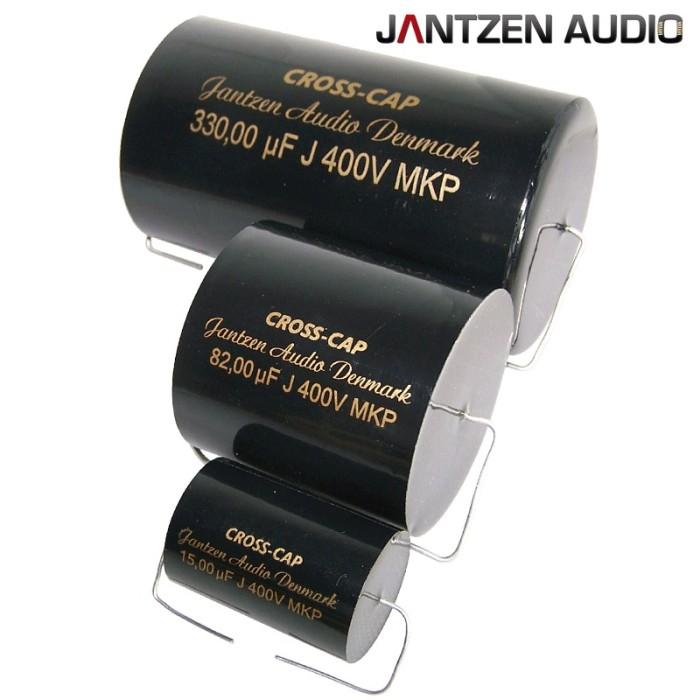 10uf 400v jantzen cross cap capacitor (kapasitor mkp polypropylene)