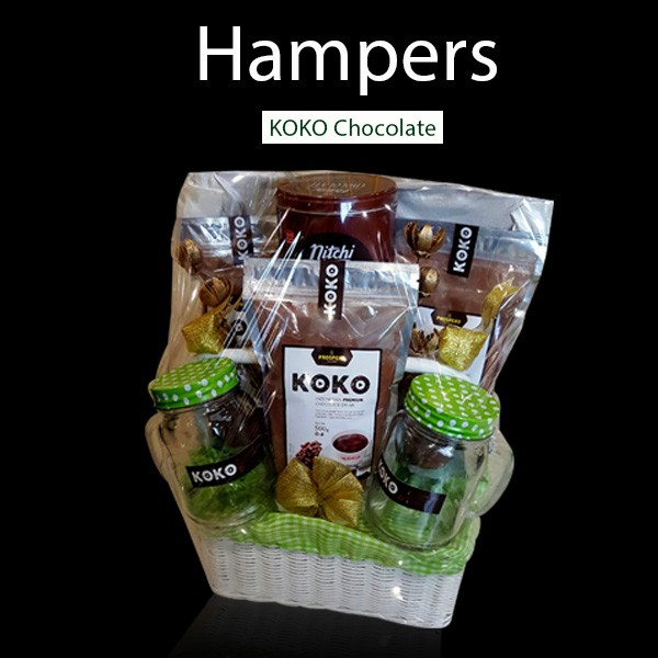 Hampers Ramadhan by. dapur koko.