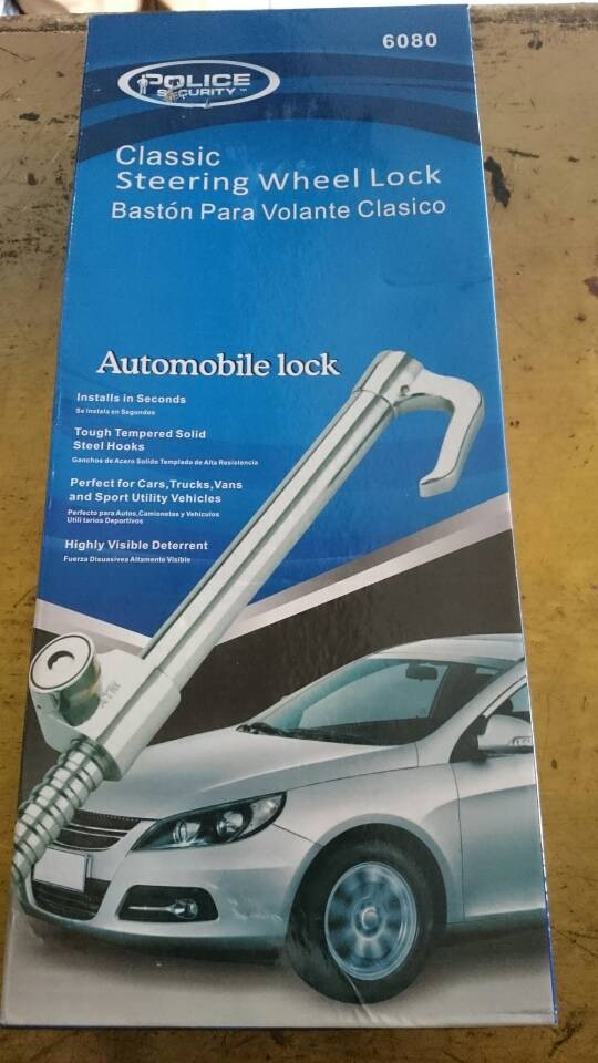 Steering Wheel Lock Source · Master Lock kunci setir mobil 249 dat.