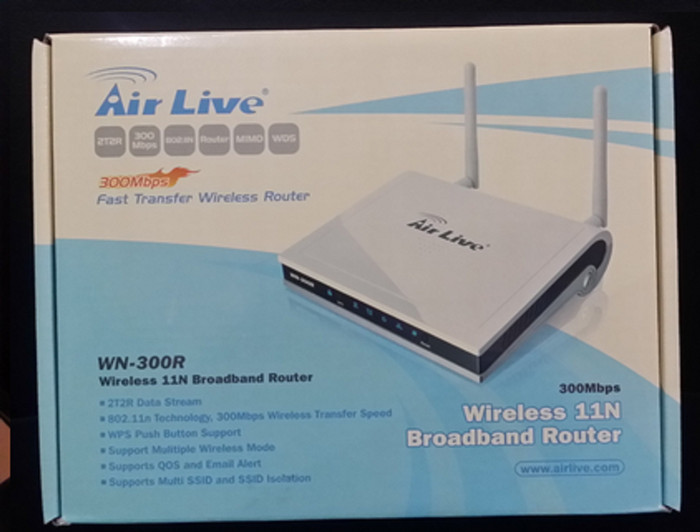 AIRLIVE WN-300R DRIVERS FOR WINDOWS VISTA