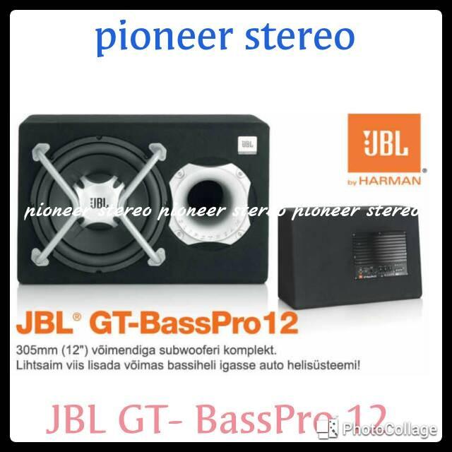 harga Jbl gt basspro 12 subwoofer Tokopedia.com