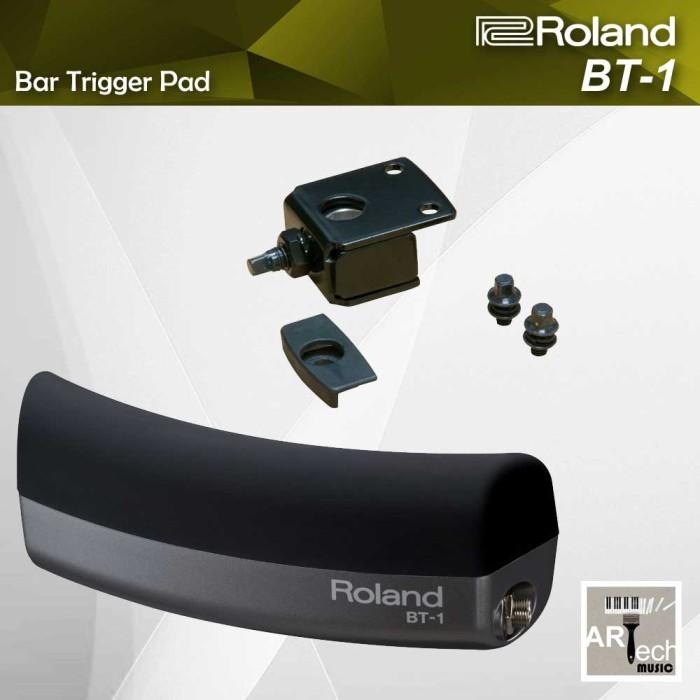 harga Roland bt-1 / bt1 , bar trigger pad untuk drum elektrik Tokopedia.com
