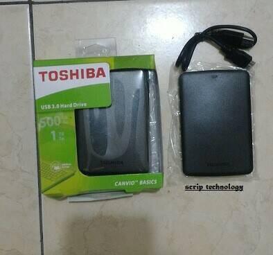 Katalog Hardisk External Toshiba Travelbon.com