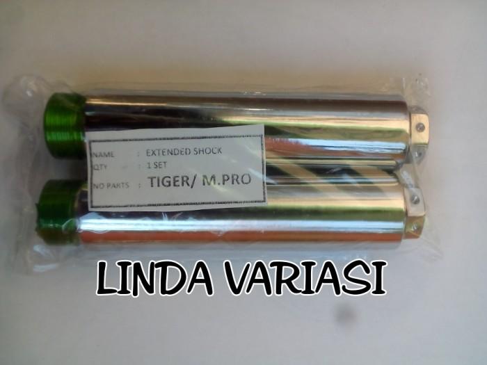 harga Peninggi shock depan tiger,mpro 15cm Tokopedia.com