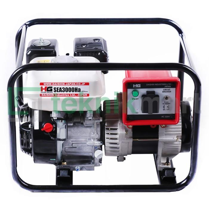 harga Genset / generator set bensin honda daishin sea3000 ha (22 kva) Tokopedia.com