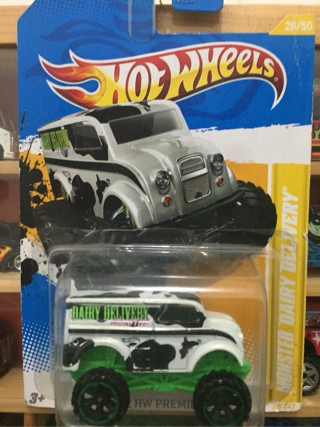 harga Hot wheels monters dairy delivery Tokopedia.com