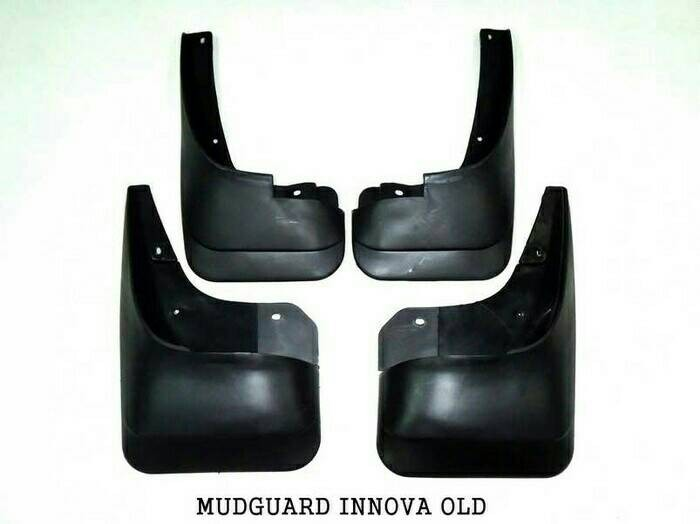 harga Karpet lumpur/mud guard innova old 2004-2007 Tokopedia.com
