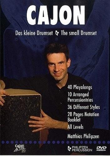 harga Tutorial cajon - matthias philipzen cajon - the small drum set Tokopedia.com