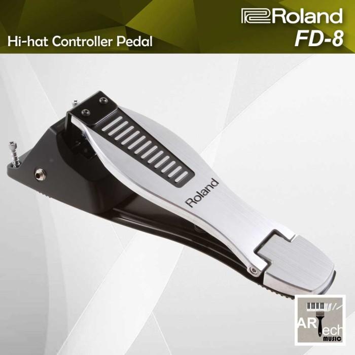 harga Roland fd-8 / fd8 / fd 8 hihat controller pedal utk drum elektrik Tokopedia.com