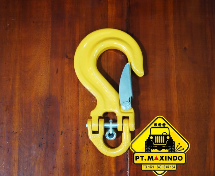 harga Scorpion removable hook 32 ton (max.capacity 12 ton) untuk tali winch Tokopedia.com