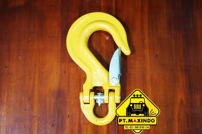 harga Scorpion removable hook 53 ton (max.capacity 21 ton) untuk tali winch Tokopedia.com