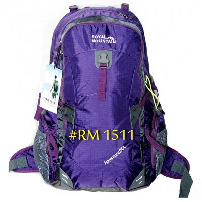 harga tas gunung wanita jumbo ransel carrier hiking royal mountain rm 1511 Tokopedia.com