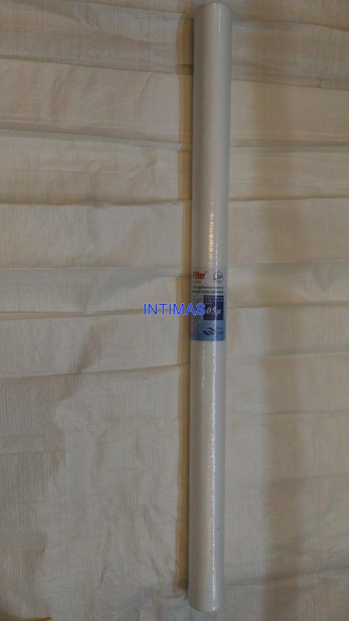 Jual Nano Filter 5 Micron Pp Sedimen Air Cek Harga Di 10in Mikron 40 Inch