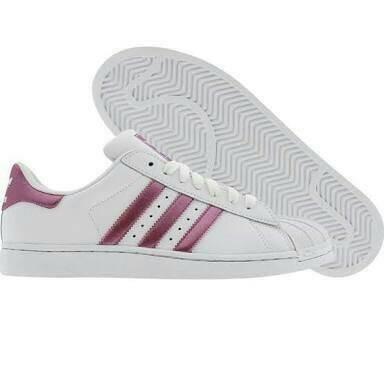 adidas superstar list pink