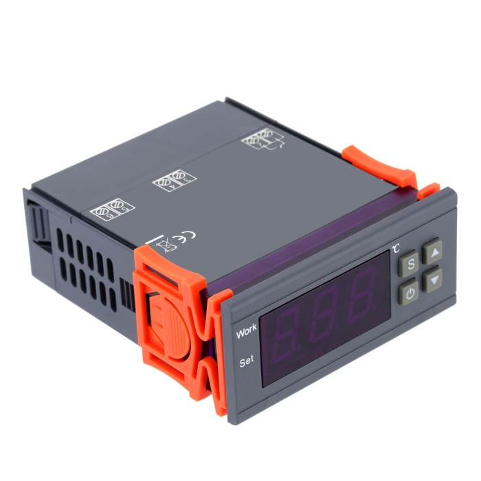 harga 220vac digital temperature controller /electronic regulator thermostat Tokopedia.com