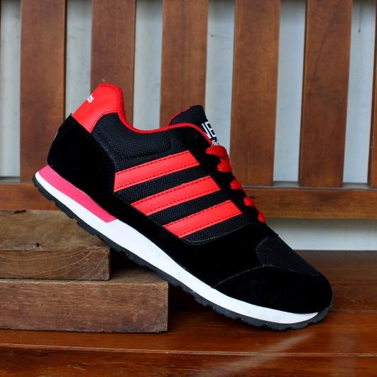 harga Sepatu sport adidas neo city racer hitam merah   casual   kets cowok  Tokopedia. aef6360e2d