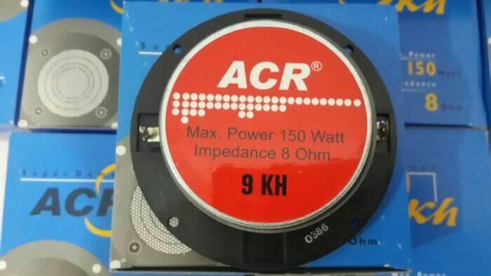 harga Tweeter acr 9kh 150watt Tokopedia.com