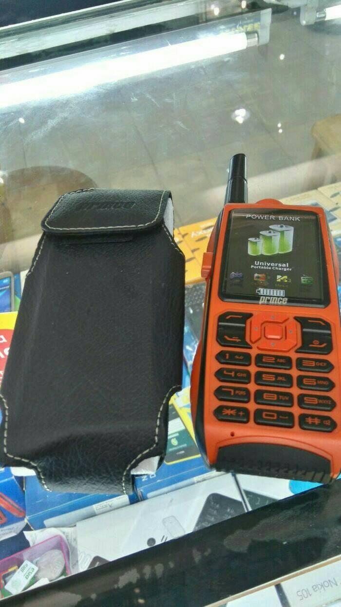 harga Hp pc 9000 plus sarung hape powerbank antena Tokopedia.com