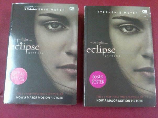 harga Eclipse - stephenie meyer Tokopedia.com