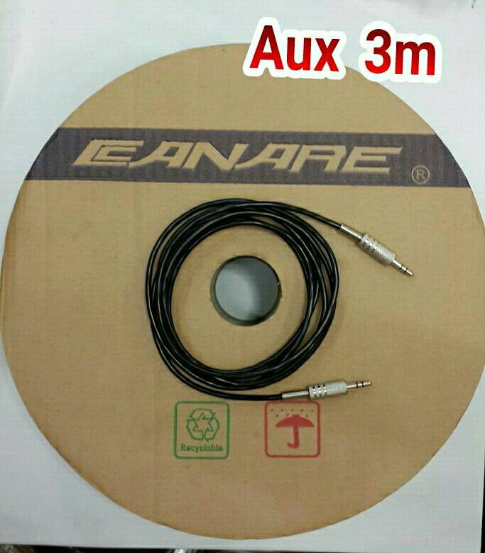harga Kbl aux 3m mini stereo 3.5mm kabel audio canare laptop speaker Tokopedia.com