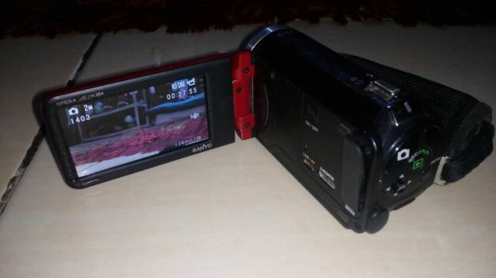 Handycam Sanyo xacti