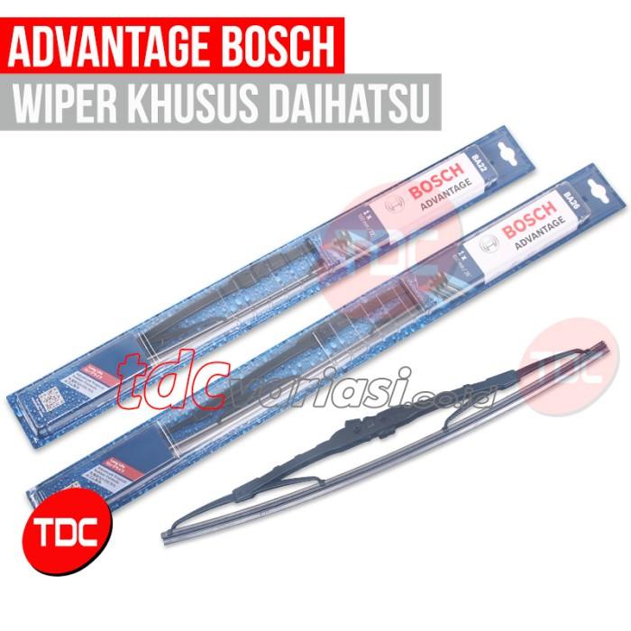 harga Wiper daihatsu charade classy bosch advantage / ecoplus tdc variasi Tokopedia.com