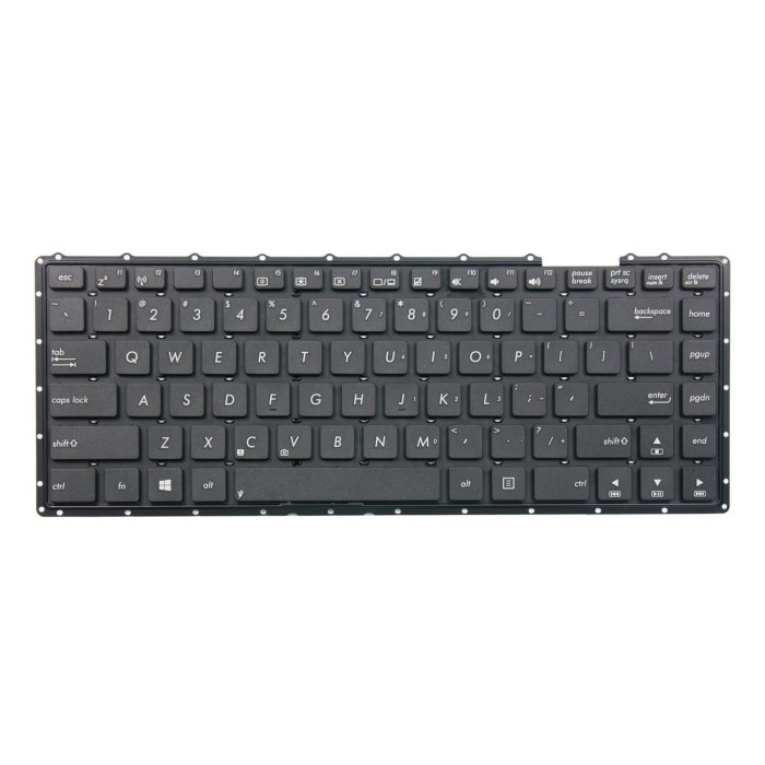 harga Keyboard notebook laptop asus x451 x451 x451c a455l x455l series Tokopedia.com