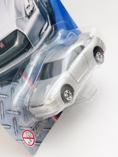 Tomica Cool Drive #Tcd01 Nissan Gtr - Silver