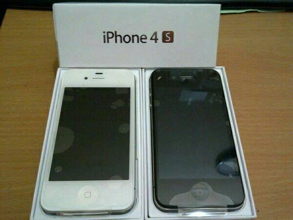 ... harga Original iphone 4s 8gb second garansi ex. internasional  Tokopedia.com b7e006e077