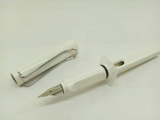 Calligraphy pen hero 359 0.38mm white