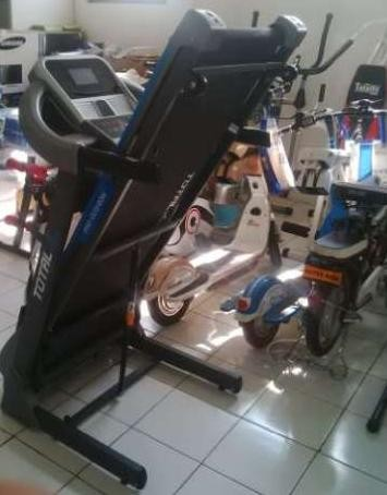 harga Treadmill elektrik motor 2 hp manual incline bfs 266 elektric treadmil Tokopedia.com