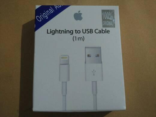 harga Kabel data iphone 6 6g 6s 5 5 se 5se 5g ipad mini original lightning Tokopedia.com