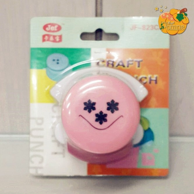 harga Corner punch motif 35 snow/salju (scrapbook) - craft Tokopedia.com