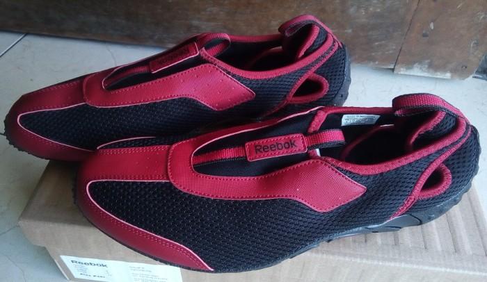Jual Sepatu Training   Sepeda Reebok SEA CRUISER III LP MERAH HITAM ... 230ec8b707