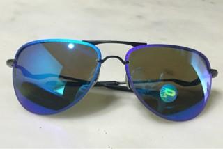 791930223c Jual ORI Oakley Tailpin Satin Black w  Sapphire Iridium Polarized ...