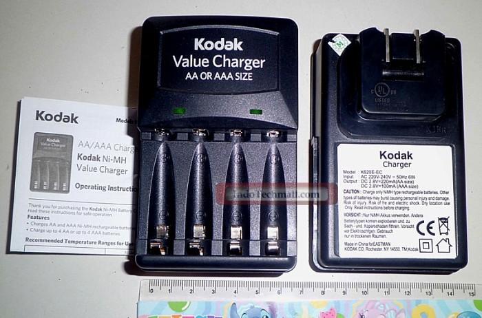 harga Kodak battery charger aa aaa batere Tokopedia.com