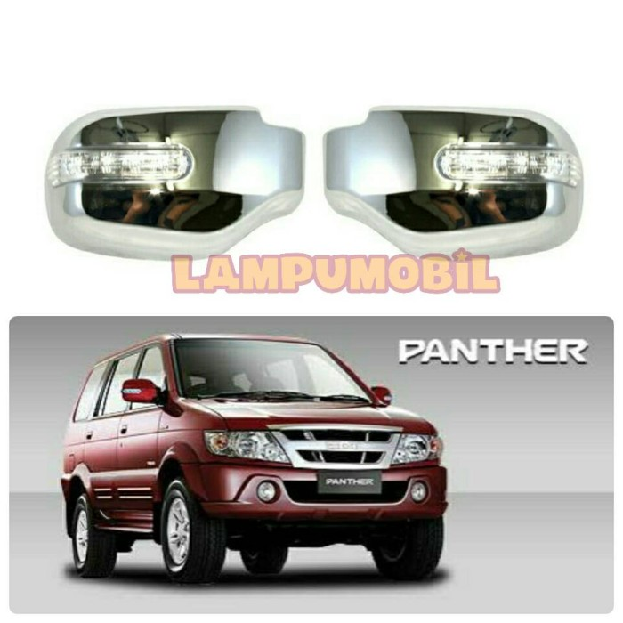 harga Cover spion isuzu panther touring - chrome (set) Tokopedia.com