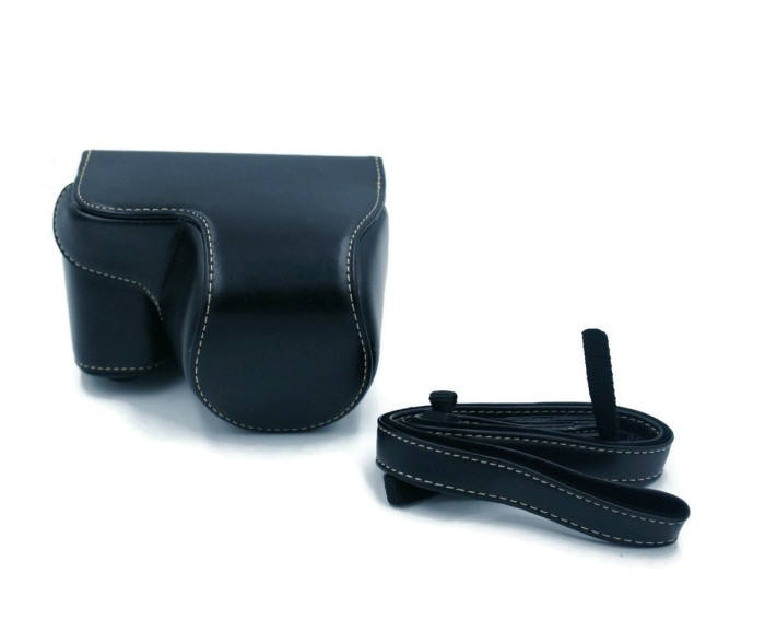 Camera Case For For Sony A6000 Hitam