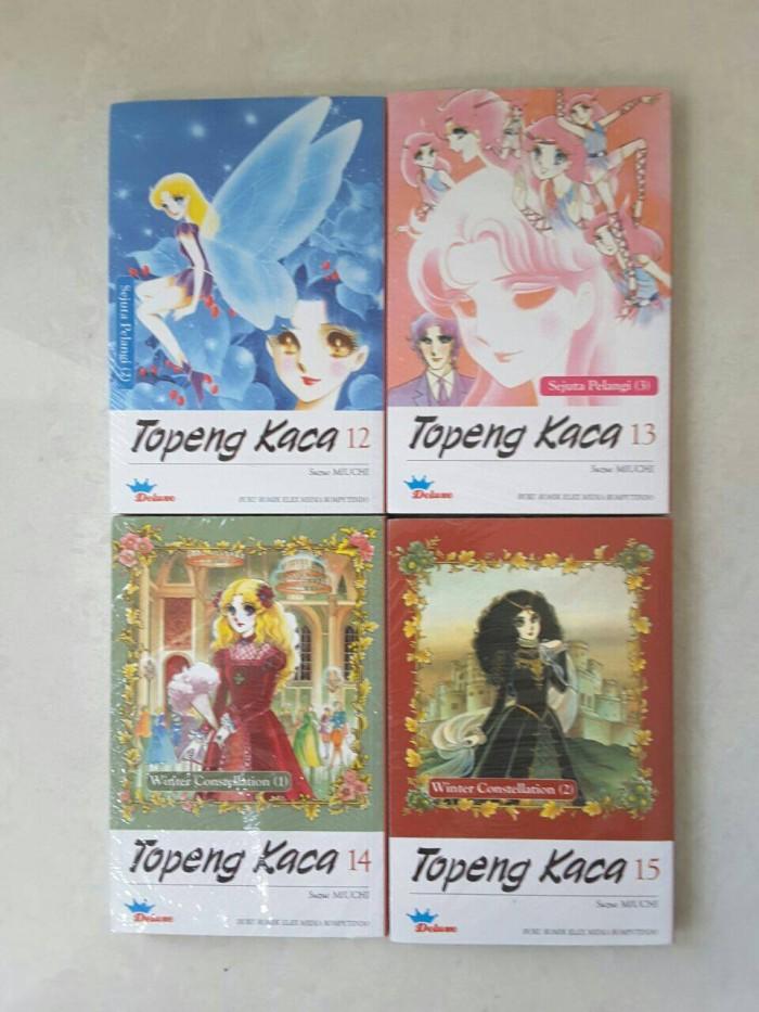 harga Buku komik topeng kaca segel Tokopedia.com