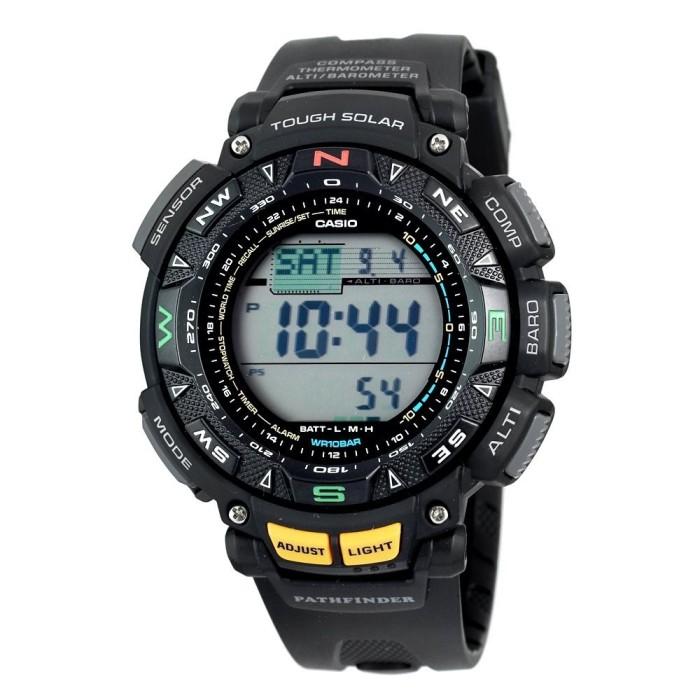harga Jam tangan original casio protrek pag 240-1 pathfinder triple sensor Tokopedia.com