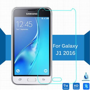 Samsung galaxy J1 2016 Tempered glass .