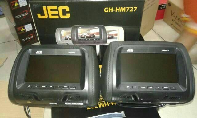 harga Headrest monitor mobil avanza/xenia rush innova fortuner Tokopedia.com