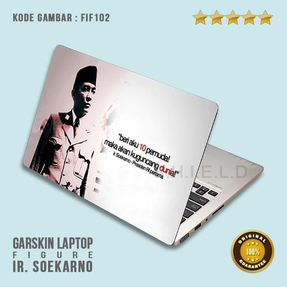 Poster Jumbo Presiden Soekarno Berani Skn02 50 X 70 Cm - Daftar ... -