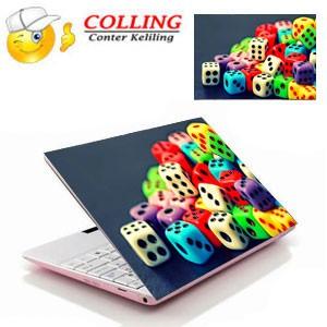 harga Dadu / cover / stiker laptop 11 12 14 15 inch / garskin laptop Tokopedia.com
