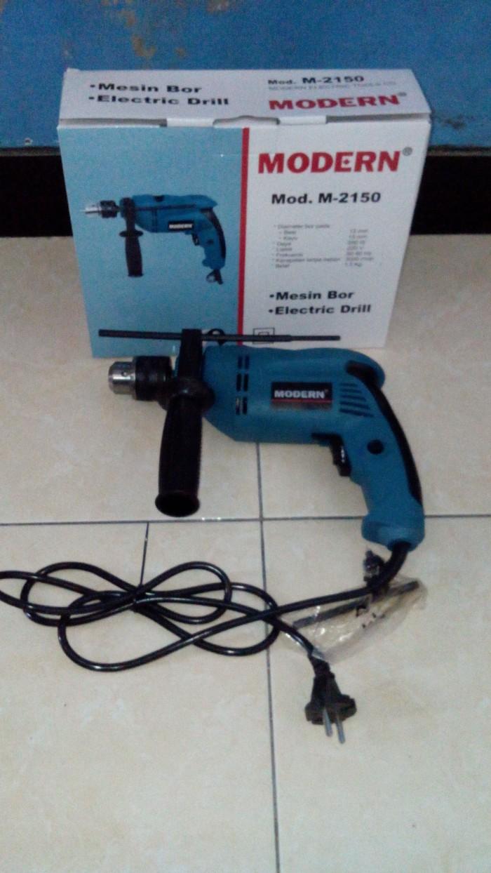 Jual Mesin Bor Beton Tembok 13mm Modern M 2150 Jawadwipatools Hammer