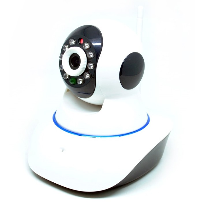 harga Cctv hd network rotation ip camera 720p millions hd - s6211y-wr Tokopedia.com