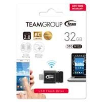 harga Team smart dual drive m152 +software wireless 32gb (otg) Tokopedia.com