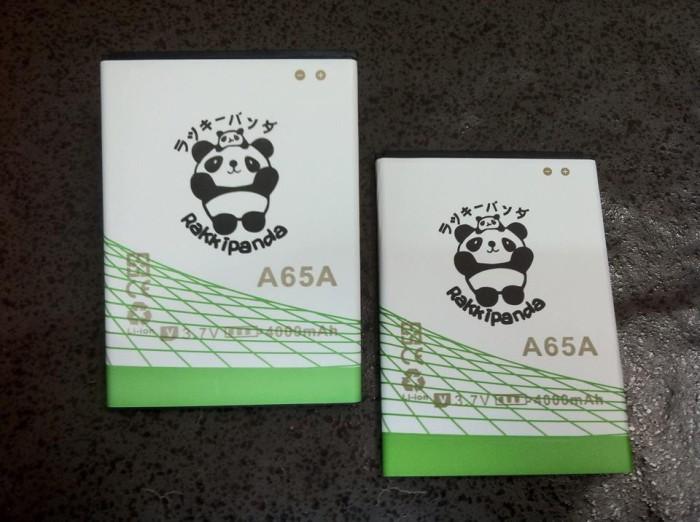 harga Rakkipanda battery for evercoss a65a/ a80a/ mi531 nexian helios Tokopedia.com